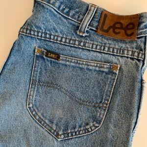 Vintage Lee High Waist Jeans